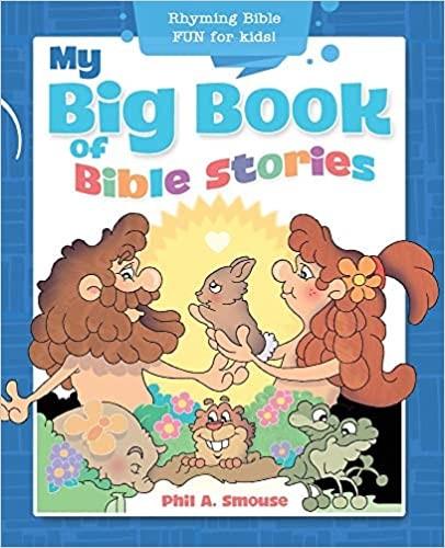 My Big Book of Bible Stories (Paperback)