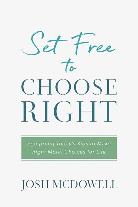 Set Free to Choose Right (Paperback)