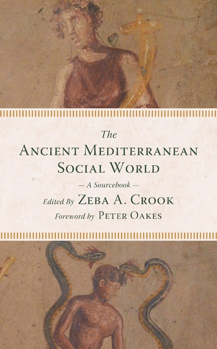 The Ancient Mediterranean Social World (Hard Cover)