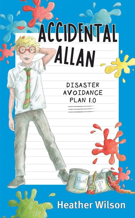 Accidental Allen (Paperback)