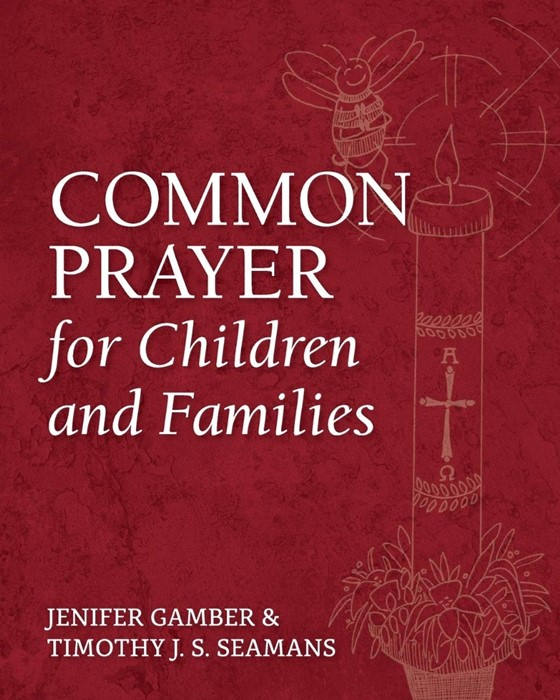 Common Prayer for Children and Families (Paperback)