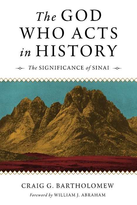 The God Who Acts in History (Paperback)