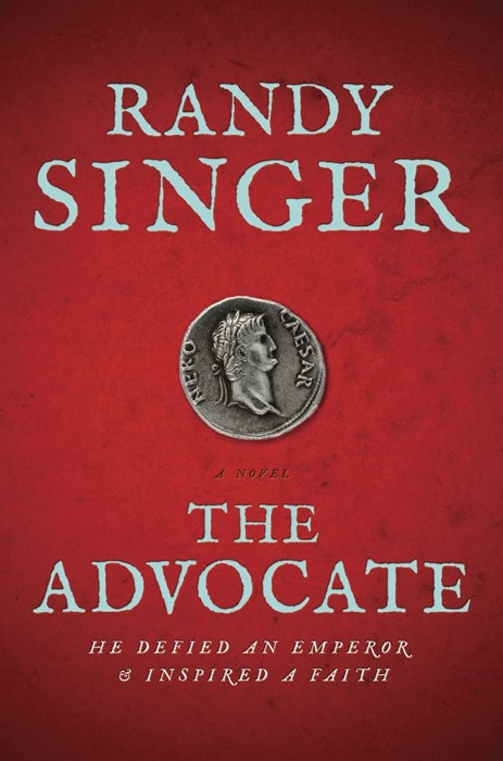 The Advocate (Paperback)