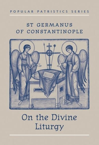 On the Divine Liturgy (Paperback)