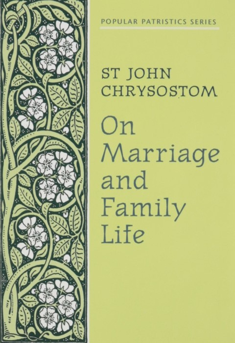On Marriage and Family Life (Paperback)