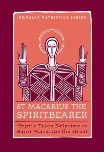 St. Macarius the Spiritbearer (Paperback)