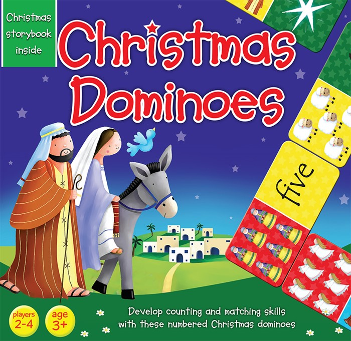 Christmas Dominoes (Game)
