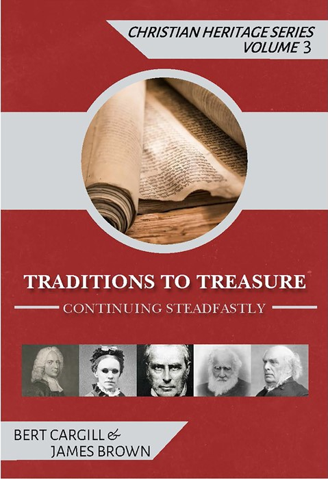Traditions to Treasure (Paperback)