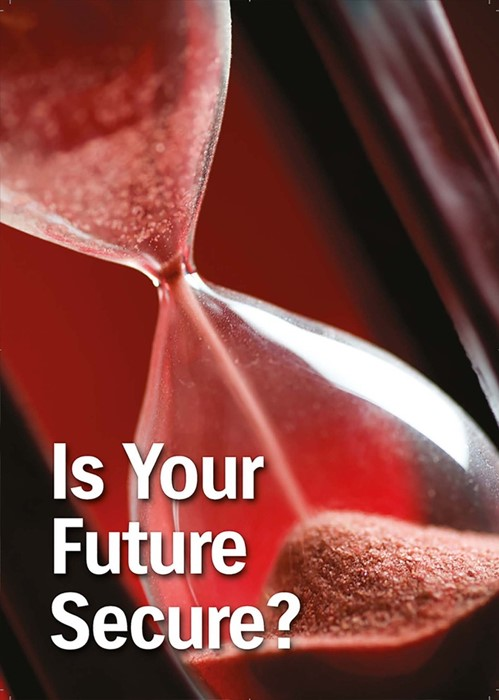 Is Your Future Secure? (Paperback)
