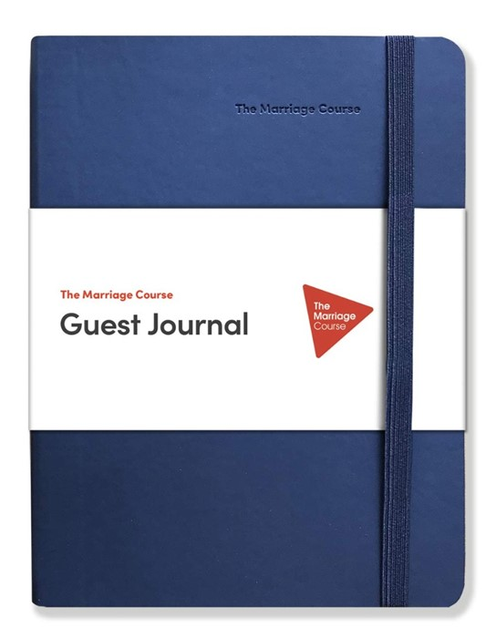 Marriage Course Guest Journal (Paperback)