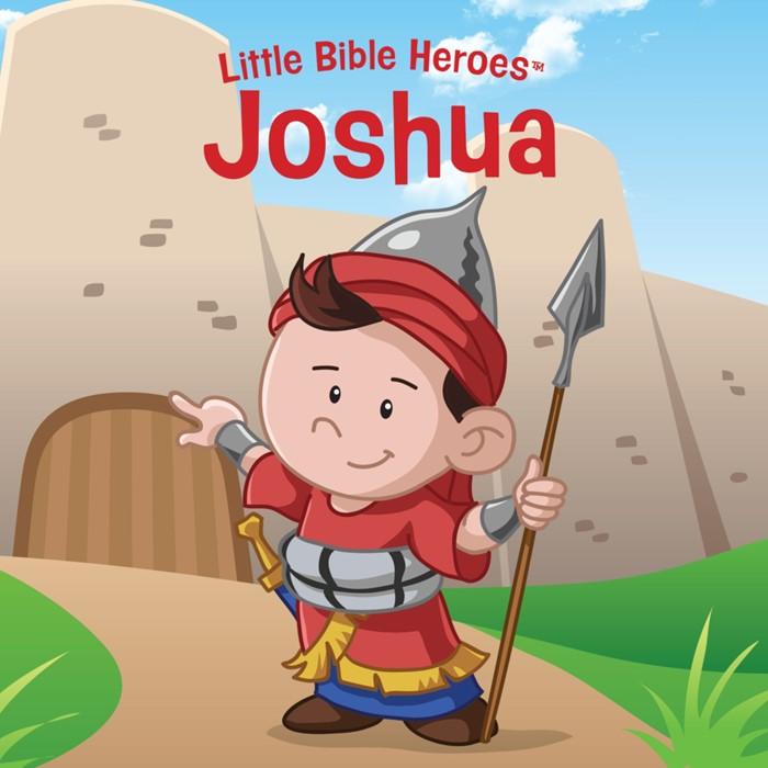 Little Bible Heroes: Joshua (Board Book)