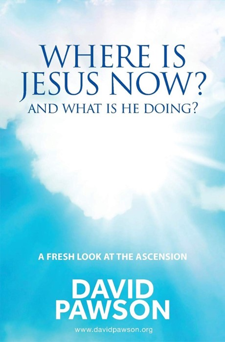 Where is Jesus Now? (Paperback)