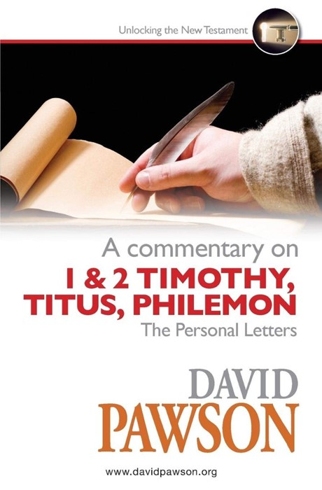 Commentary on 1 & 2 Timothy, Titus, Philemon, A (Paperback)