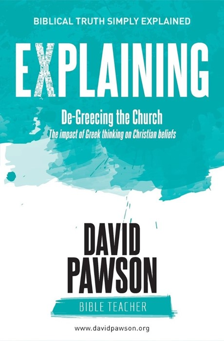 Explaining De-Greecing the Church (Paperback)