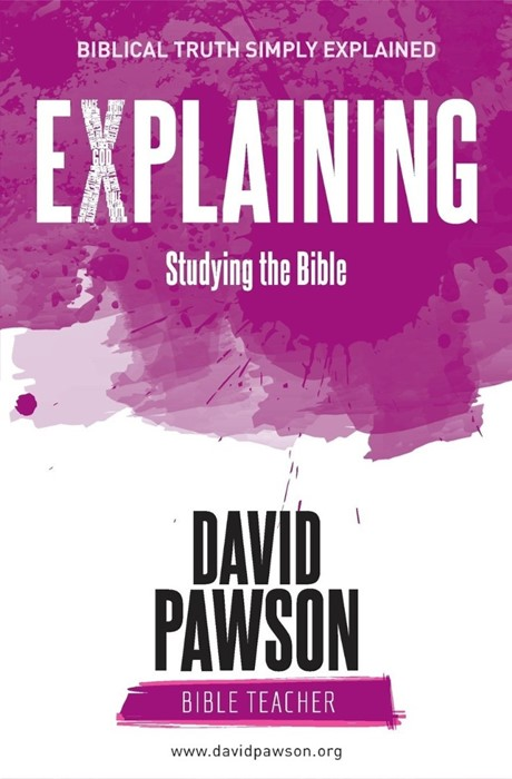 Explaining Studying the Bible (Paperback)