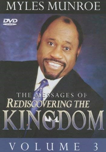 The Messages of Rediscovering the Kingdom Volume 3 DVD (DVD)