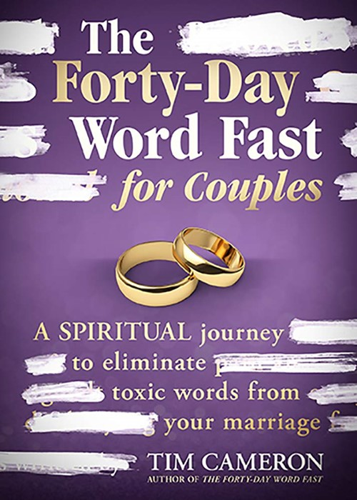The Forty-Day Word Fast for Couples (Paperback)