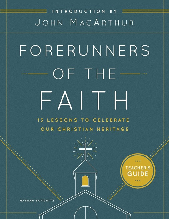 Forerunners of the Faith: Teachers Guide (Paperback)