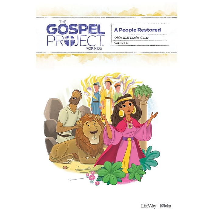 Gospel Project: Older Kids Leader Guide, Winter 2020 (Paperback)