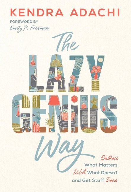 The Lazy Genuis Way (Hard Cover)