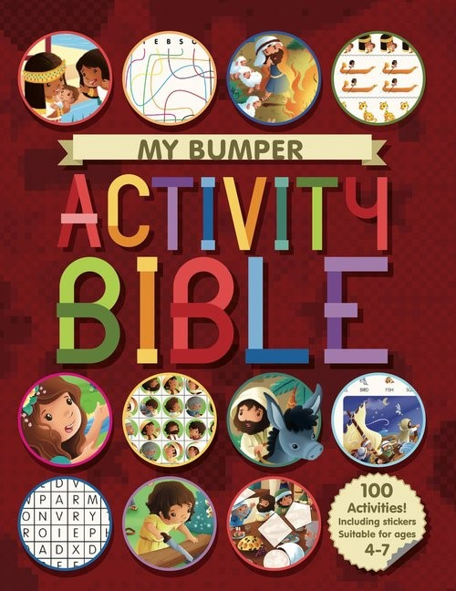 My Bumper Activity Bible (Paperback)