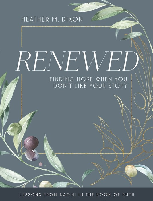 Renewed Participant Workbook (Paperback)