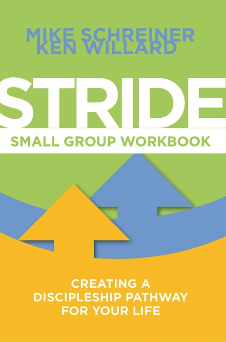 Stride Small Group Workbook (Paperback)