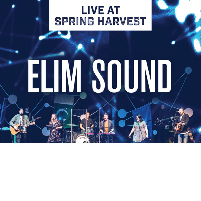Elim Sound Live at Spring Harvest CD (CD-Audio)