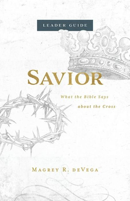 Savior Leader Guide (Paperback)