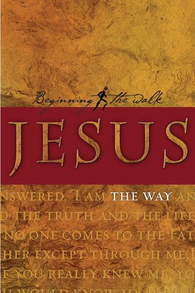 Jesus: The Way (Pamphlet)
