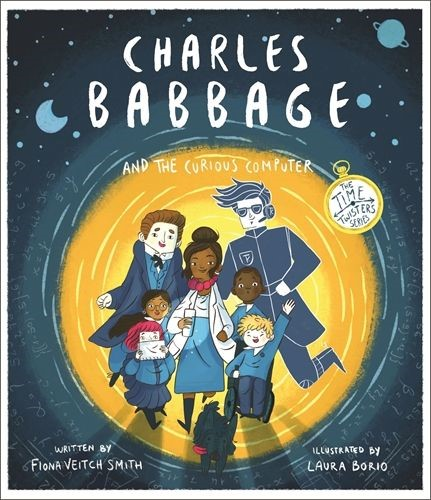 Charles Babbage and the Curious Computer (Paperback)