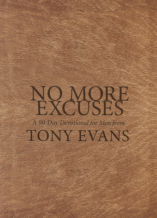 No More Excuses (Hard Cover)