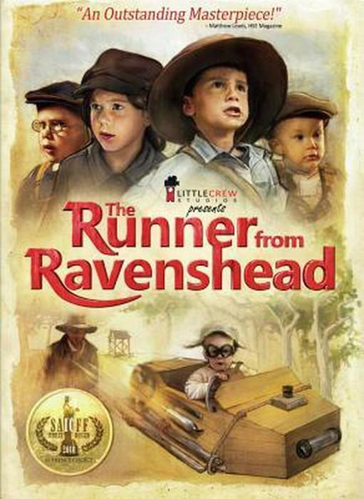 The Runner from Ravenshead DVD (DVD)