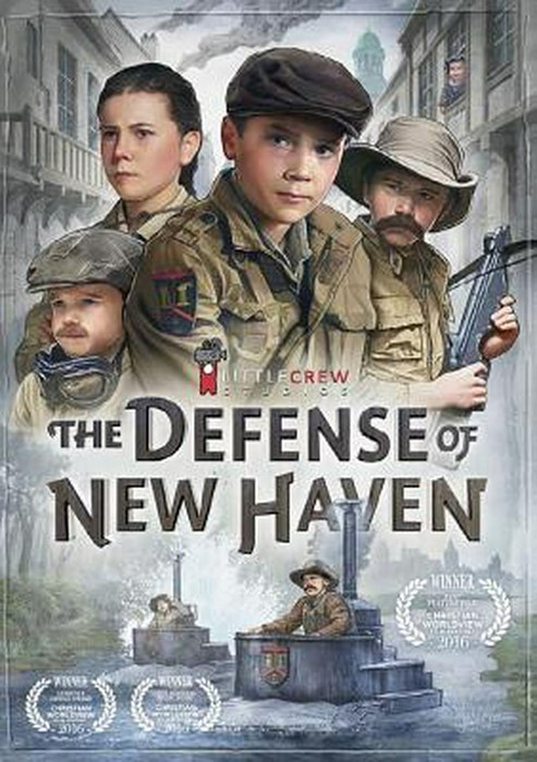 The Defense of New Haven DVD (DVD)