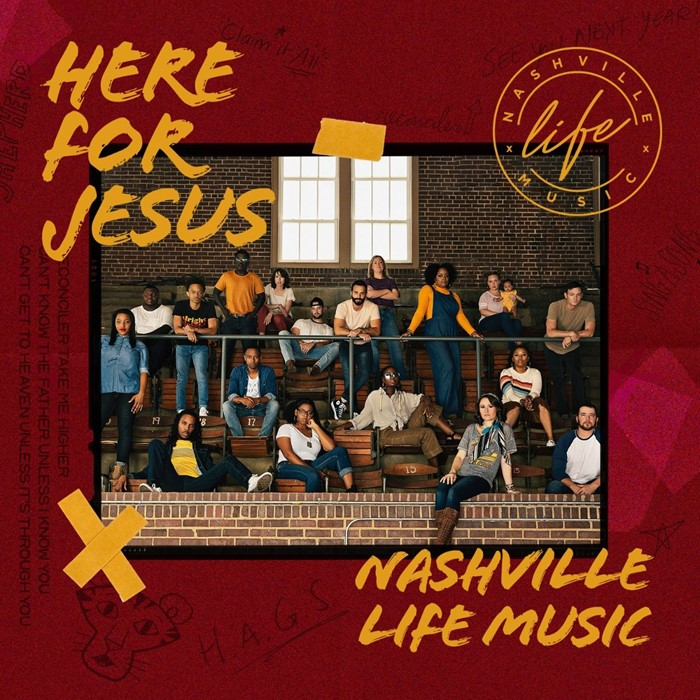 Here for Jesus CD (CD-Audio)