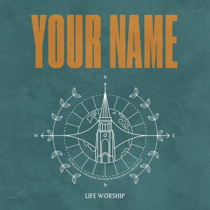 Your Name (Live) CD