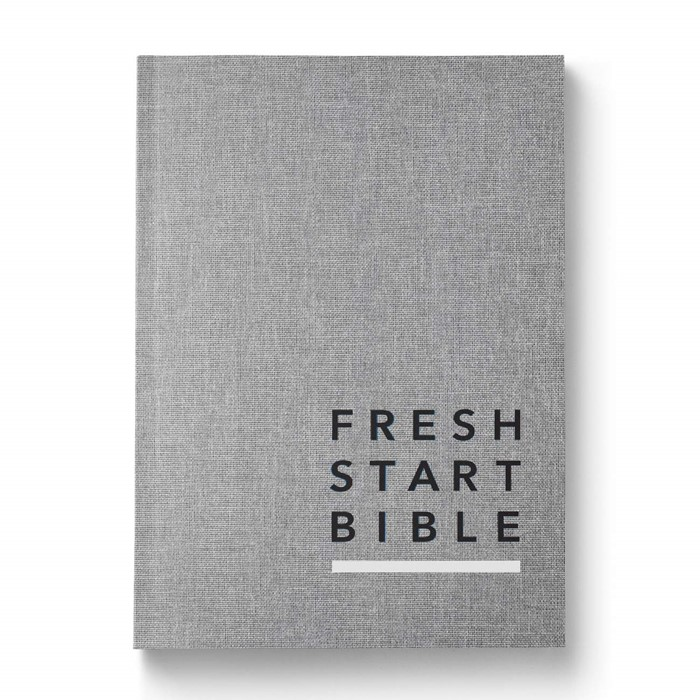 Fresh Start Bible Correctional Edition (Paperback)