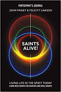Saints Alive Participant's Journal (Paperback)