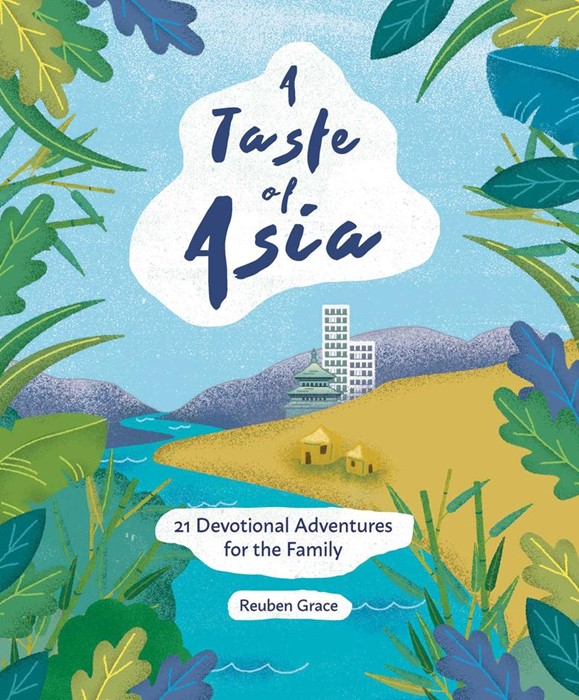 Taste of Asia, A (Hard Cover)