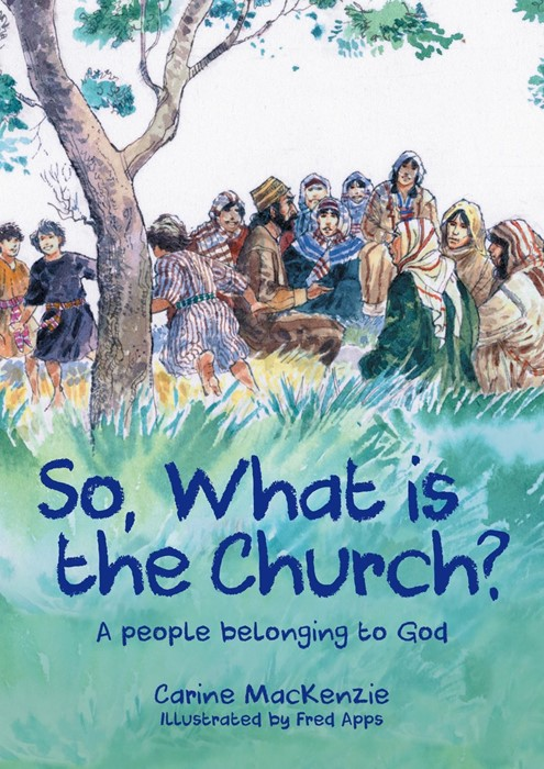 So, What Is the Church? (Paperback)