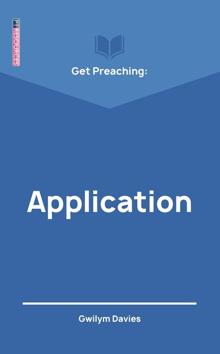 Get Preaching: Application (Paperback)