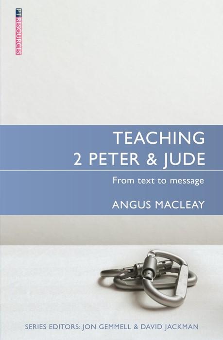 Teaching 2 Peter & Jude (Paperback)