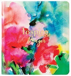 NLT Inspire PRAYER Bible, LeatherLike, Joyful Colors (Imitation Leather)