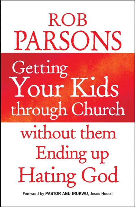 Getting Your Kids Through Church Without Them Ending Up Hati (Paperback)