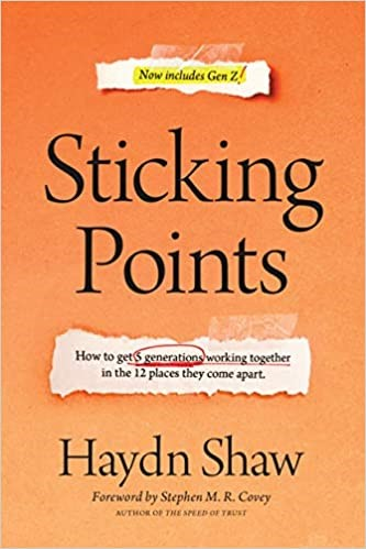 Sticking Points (Hard Cover)