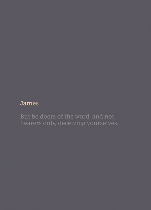 NKJV Bible Journal: James (Paperback)