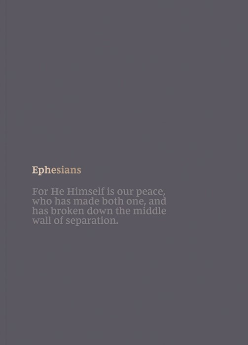 NKJV Bible Journal: Ephesians (Paperback)