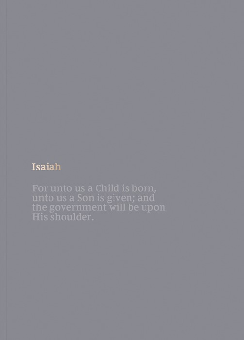 NKJV Bible Journal: Isaiah (Paperback)