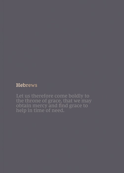 NKJV Bible Journal: Hebrews (Paperback)