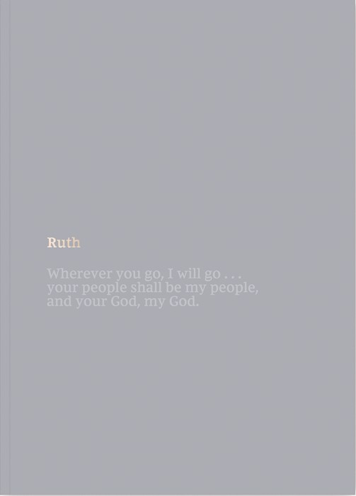 NKJV Bible Journal: Ruth (Paperback)